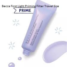 Becca First Light Priming Filter Travel Size